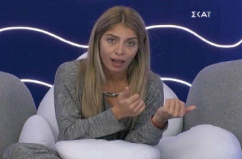Big Brother: «Τι να σου ζηλέψουν, τα β@@ιά σου;» - Εκτός εαυτού η Σοφία με τη Ραμόνα