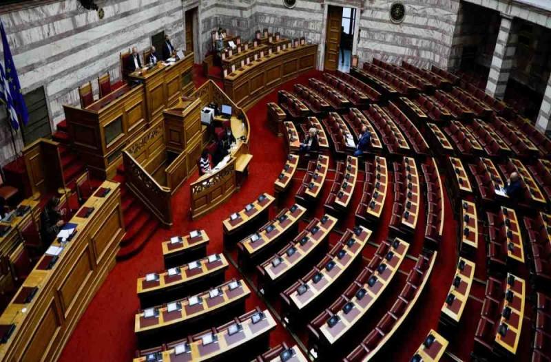 Και τρίτο κρούσμα κορωνοϊού στη Βουλή