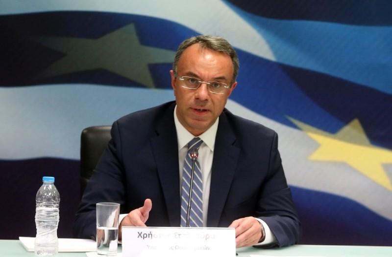 Χρήστος Σταϊκούρας υπουργός Οικονομικών
