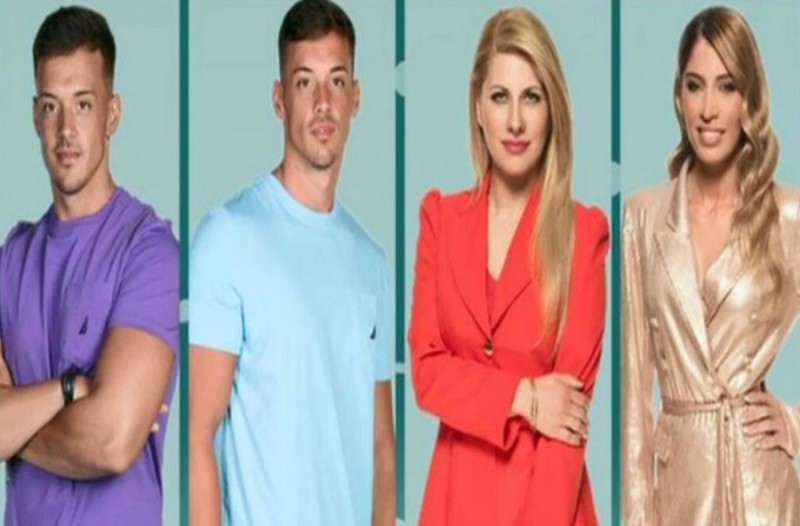 Big Brother (30/10): Ποιος παίκτης θέλετε να παραμείνει στο σπίτι;