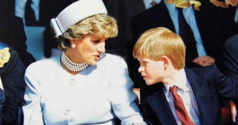 πριγκίπισσα Νταϊάνα - πρίγκιπας Χάρι