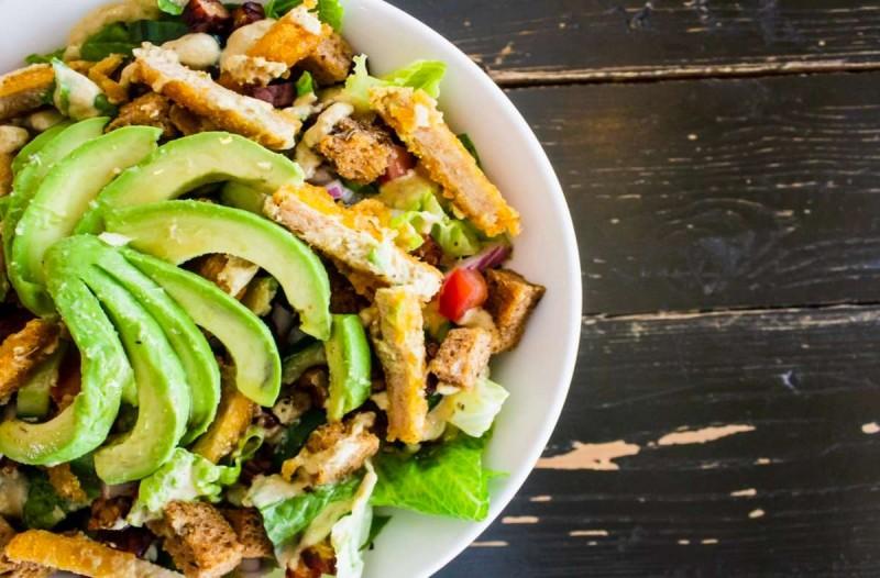 Δίαιτα σαλάτα