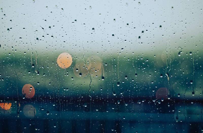 Ο καιρός σήμερα - βροχές