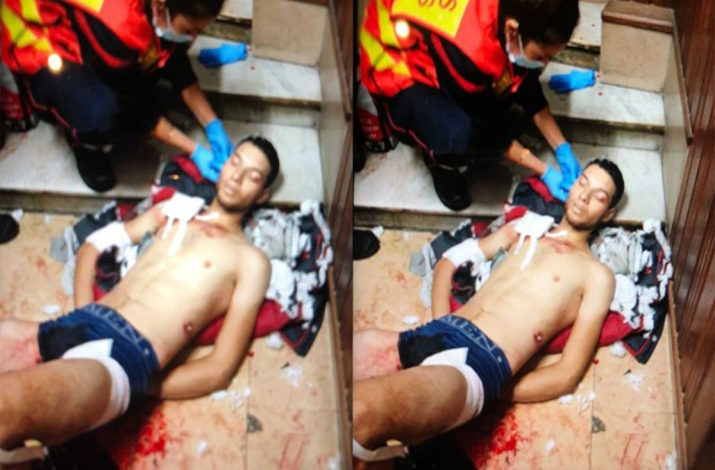 Γαλλία: Ο δράστης άλλαξε ρούχα στο τρένο πριν την επίθεση