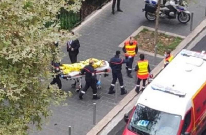 Επίθεση στη Γαλλία: «Πείτε στα παιδιά μου...» - Τα δραματικά τελευταία λόγια ενός εκ των τριών θυμάτων