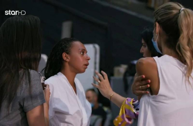 GNTM 3: Άγριος καβγάς ανάμεσα σε Ρασέλ και κριτές - Χαμός στη δοκιμασία