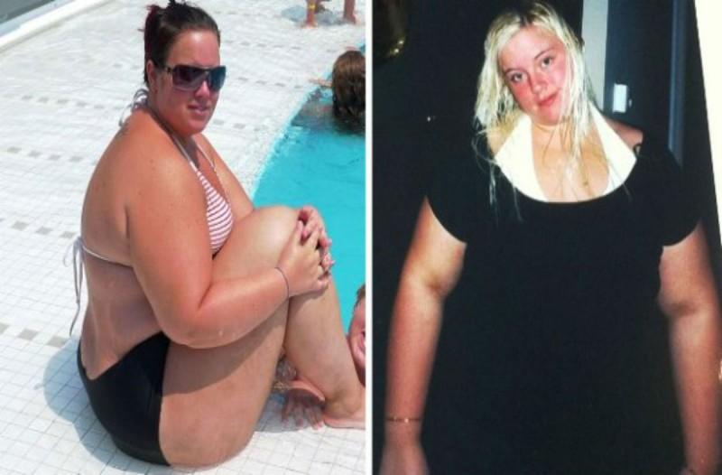 Ο γυμναστής της τη βοήθησε να χάσει 76 ολόκληρα κιλά - Σήμερα είναι παντρεμένη με...
