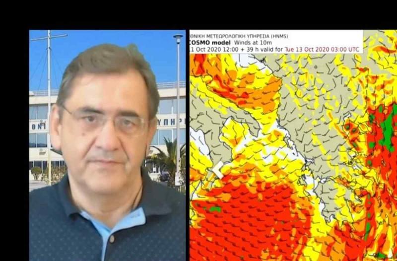 «Τεράστια προσοχή στην Αττική γιατί θα έχουμε…» - Έκτακτη προειδοποίηση από τον Θοδωρή Κολυδά