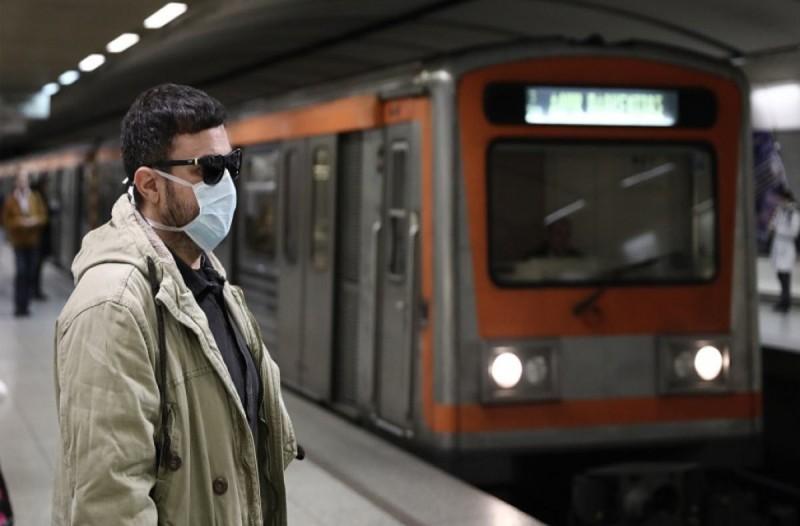 Κρούσματα κορωνοϊού σε προσωπικό του Μετρό και του ΗΣΑΠ