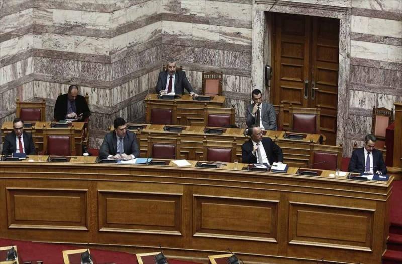 Κρούσματα κορωνοϊού στη Βουλή