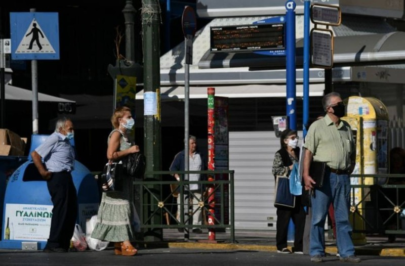Οι γειτονιές της Αθήνας με τα περισσότερα κρούσματα κορωνοϊού