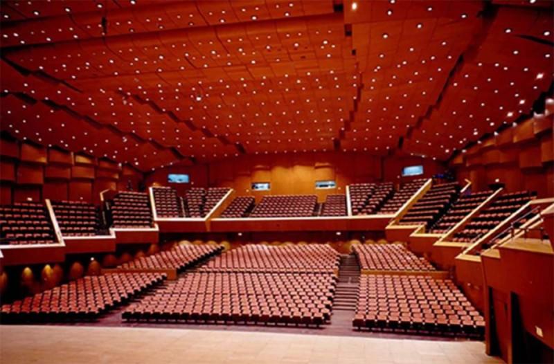 Μέγαρο Μουσικής αίθουσα