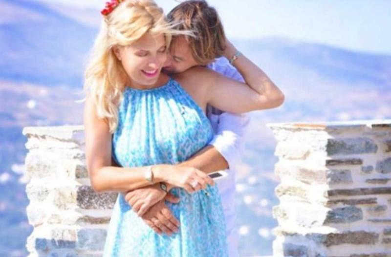«Καυτές» στιγμές για Ελένη Μενεγάκη και Ματέο Παντζόπουλο μπροστά σε όλο τον κόσμο - Διέρρευσαν οι αποκαλυπτικές εικόνες