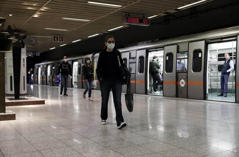 Κρούσματα κορωνοϊού σε προσωπικό του ΗΣΑΠ και του Μετρό