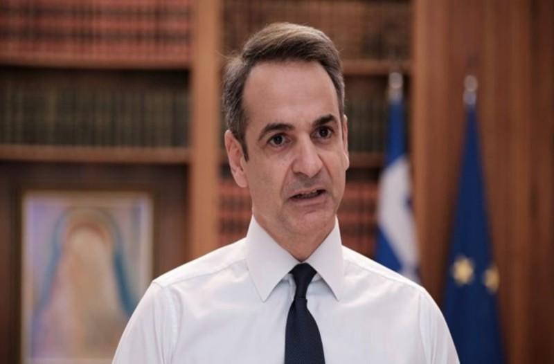 Έκτακτη σύσκεψη στο Μαξίμου - Αποφασίζει για νέα μέτρα την Παρασκευή ο Κυριάκος Μητσοτάκης