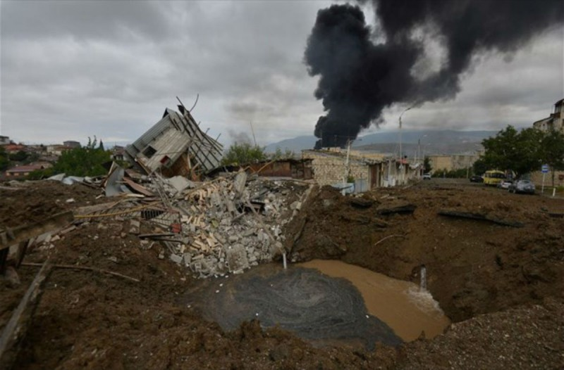 Ναγκόρνο Καραμπάχ: Κατάπαυση πυρός σε Αζερμπαϊτζάν και Αρμενία