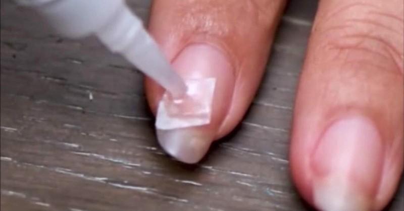 νύχια tips