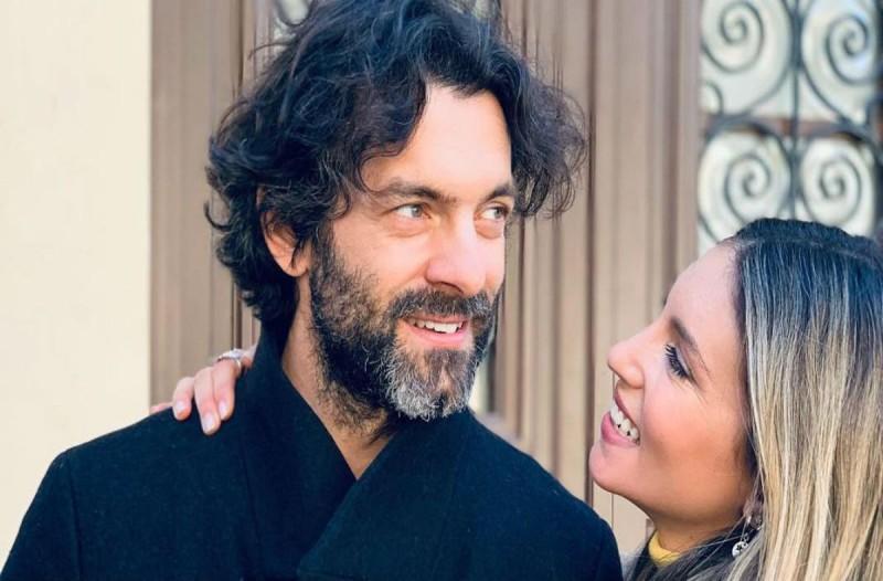 Αθηνά Οικονομάκου: Αυτός είναι ο κούκλος αδερφός του άντρα της