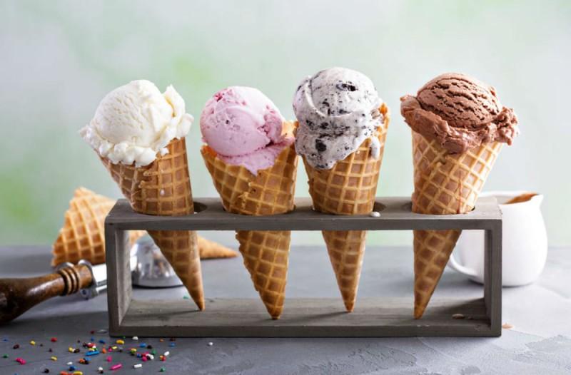 Προσοχή! Έτσι θα καταλάβετε αν σας σερβίρουν ξαναπαγωμένο παγωτό