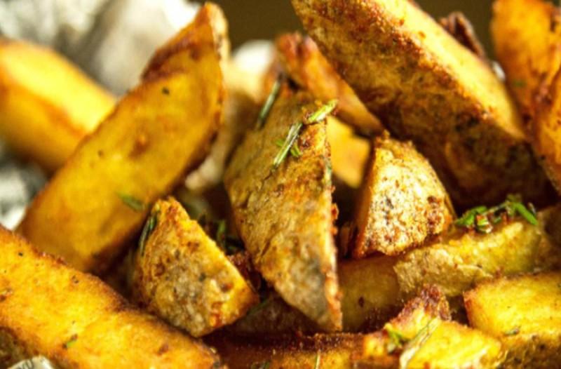 Τόσο απλές… τόσο υπέροχες! Συνταγή για τέλειες τηγανητές πατάτες