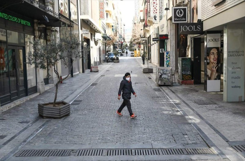 Πέτσας: Δεν θα ανακοινωθούν μέτρα - Πιθανή διεύρυνση ωραρίου καταστημάτων