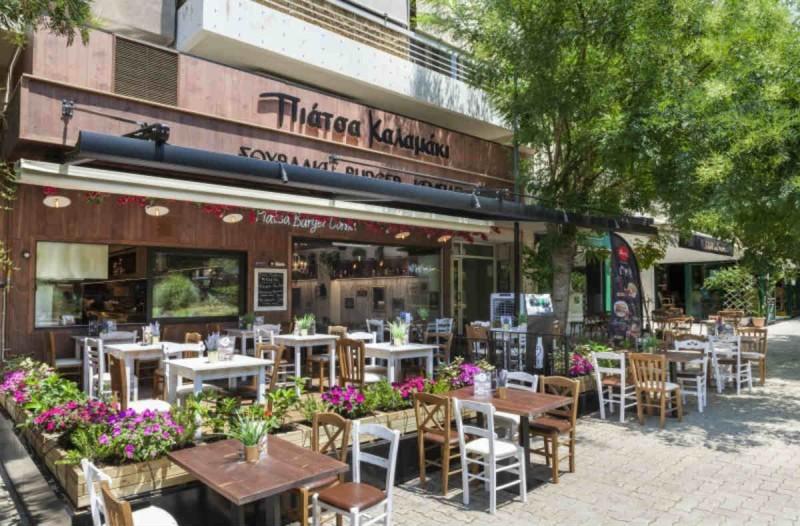 Διαγωνισμός Πιάτσα Καλαμάκι: Αυτός είναι ο νικητής για τραπέζι με το πλήρες γεύμα
