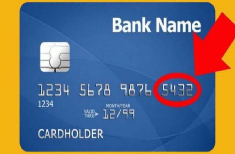 ΑΤΜ: Γνωρίζεις τι κρύβεται πίσω από τον αριθμό της πιστωτικής σας κάρτας!