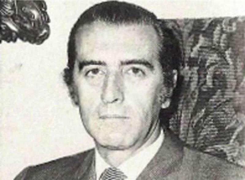 Νίκος Μομφεράτος πρώην Αλίκης Βουγιουκλάκη