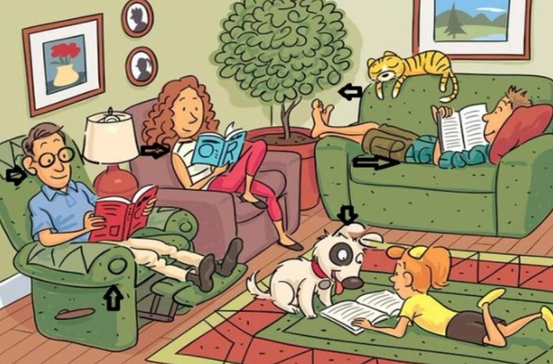 Μπορείτε να βρείτε τις 6 λέξεις που βρίσκονται σε αυτή τη φωτογραφία;