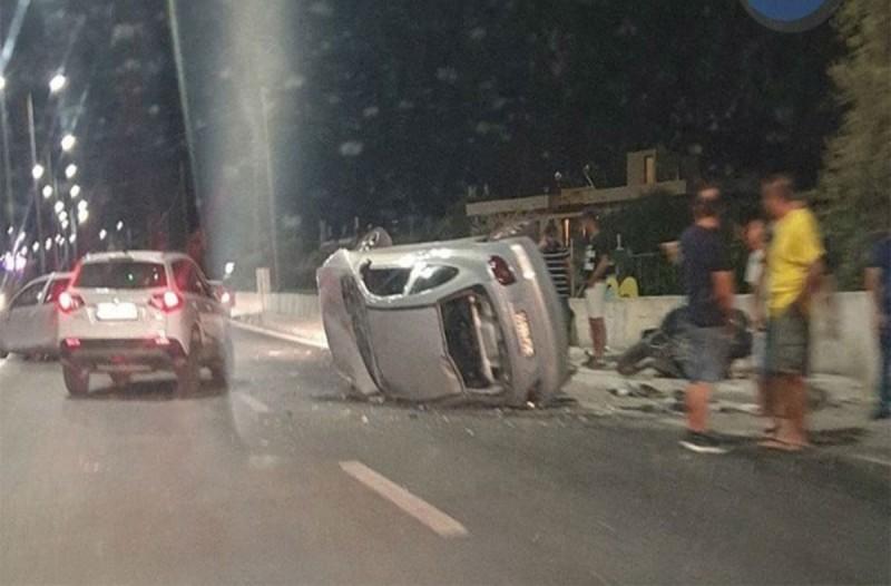 Τραγωδία στη Ρόδο: Πήγε να βοηθήσει σε τροχαίο και παρασύρθηκε από αυτοκίνητο
