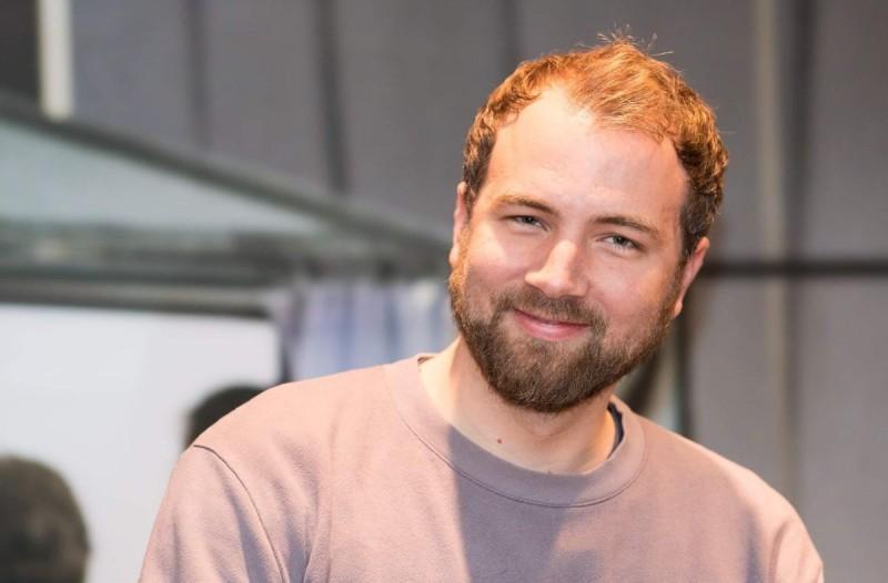 Ο σκηνοθέτης Christopher Rüping στο Φεστιβάλ Αθηνών