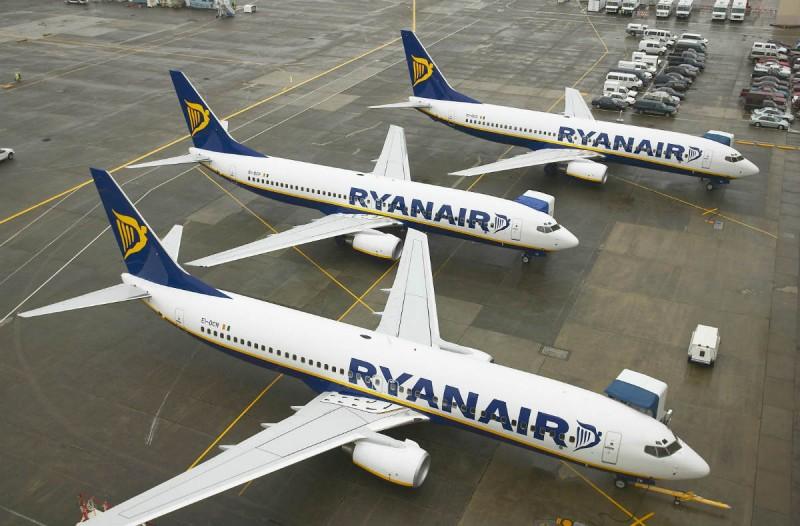 Η Ryanair τρελάθηκε - Προσφορές μέχρι το βράδυ