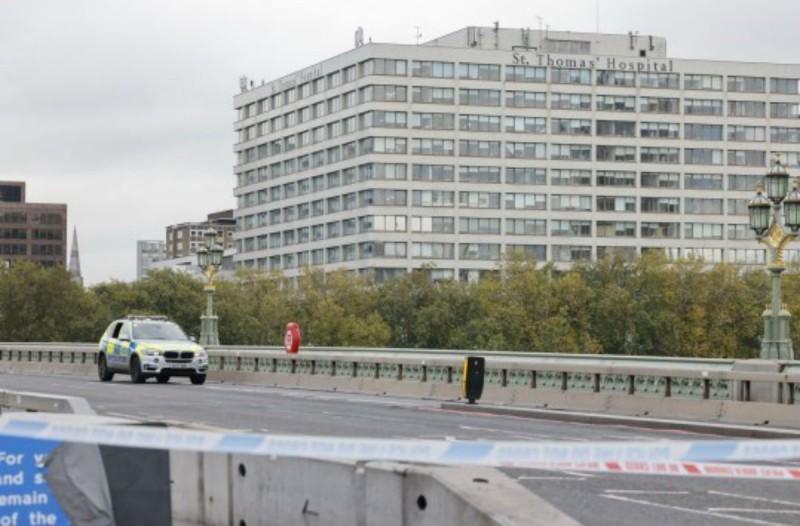 Συναγερμός στο Λονδίνο: Έκλεισε η γέφυρα του Γουεστμίνστερ - Αναφορές για τραυματίες (Video)