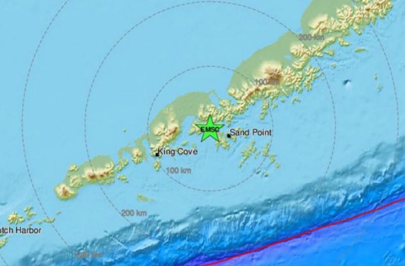 Σεισμός 5,1 Ρίχτερ στην Αλάσκα