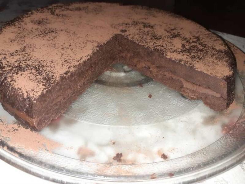 συνταγή για σοκολατένιο γλυκό ψυγείου