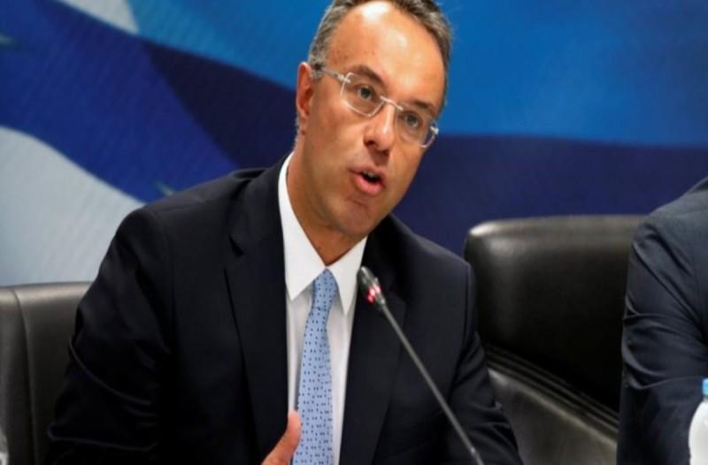 Νέα μέτρα οικονομικής στήριξης ανακοίνωσε ο Χρήστος Σταϊκούρας