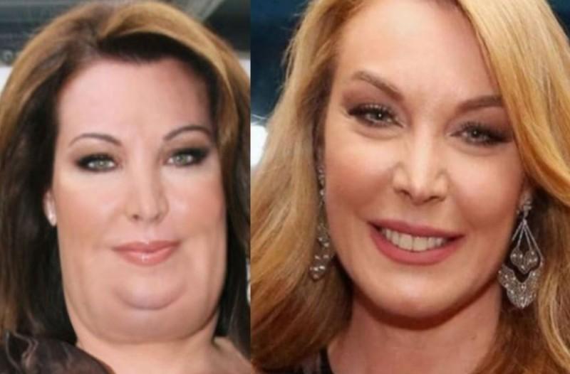 Θεόχοντρη η Τατιάνα Στεφανίδου: Δείτε την με 20 κιλά συν!