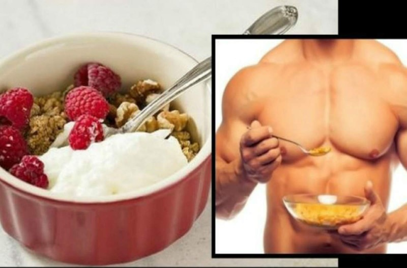 Πρωινό: 5 τροφές για όγκο και για να χτίσετε μυς