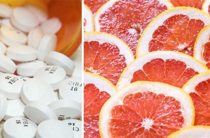 8 τρόφιμα που δεν πρέπει ποτέ να συνδυάσετε με φάρμακα - Μεγάλη προσοχή!