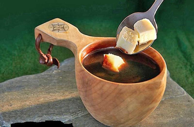 Καφές με τυρί γίνεται; Ναι και είναι πεντανόστιμος!