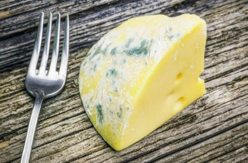 Προσοχή: Μην πετάξετε ποτέ ξανά αυτό το μουχλιασμένο τυρί