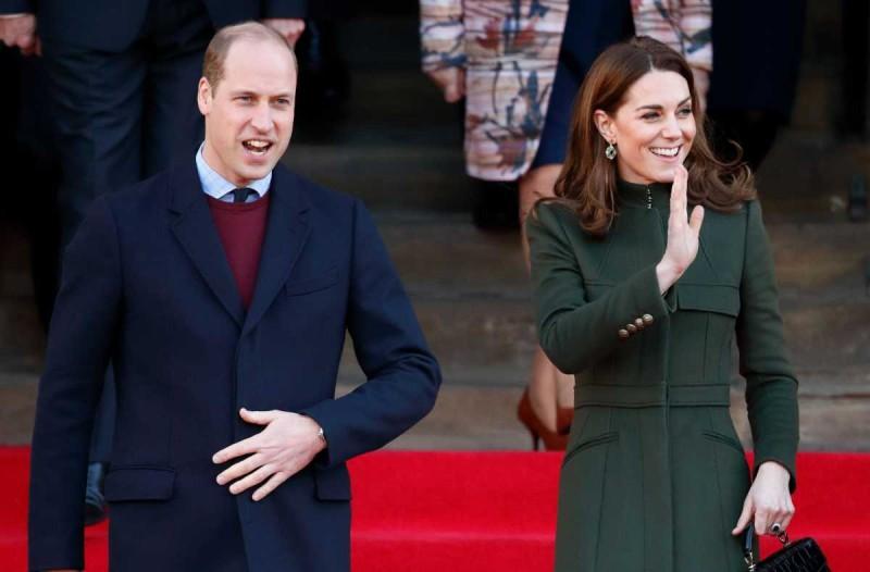 Ρίγη συγκίνησης με την Κέιτ Μίντλετον και τον Πρίγκιπα Ουίλιαμ - Στιγμές χαράς για το ζευγάρι