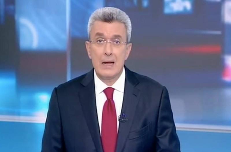 Έκτακτο παράρτημα για τον Νίκο Χατζηνικολάου - Λίγο πριν από την εκπομπή…