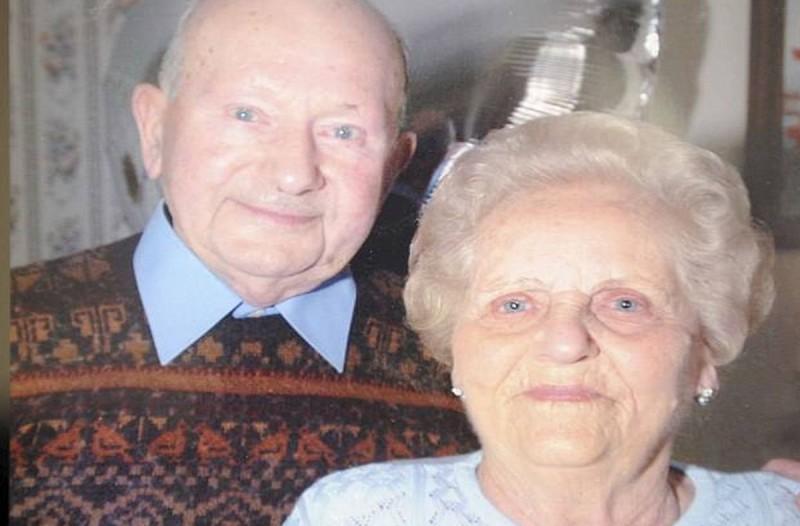 97χρονη γιαγιά και 96χρονος παππούς ήταν παντρεμένοι για 77 χρόνια - Ώσπου ένα βράδυ...