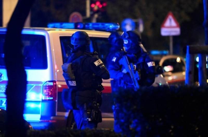 Επίθεση με μαχαίρι σε ραβίνο στην Βιέννη