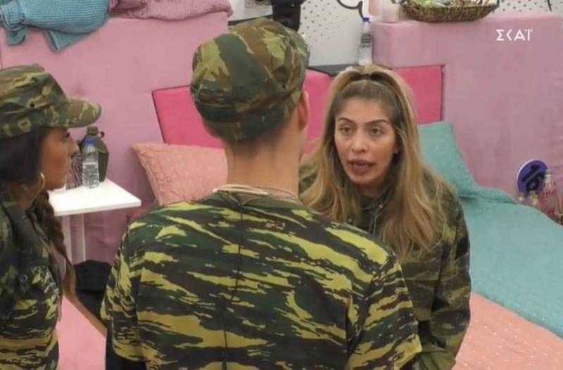 Big Brother: Τα κλάματα του Θέμη και ο τσακωμός - Δείτε τα highlights