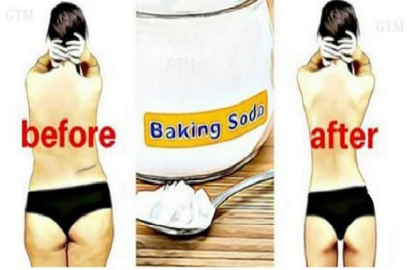 Πώς να χρησιμοποιήσετε την μαγειρική σόδα για να χάσετε πιο γρήγορα τα περιττά κιλά
