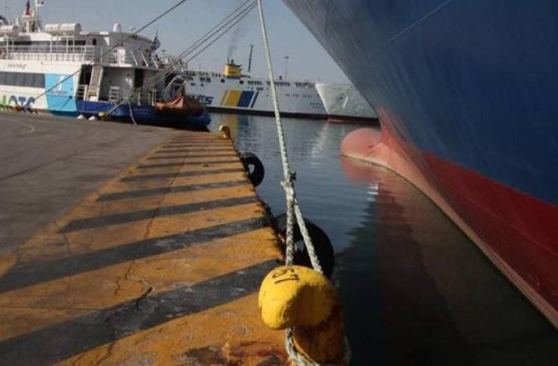 24ωρη απεργία πλοίων