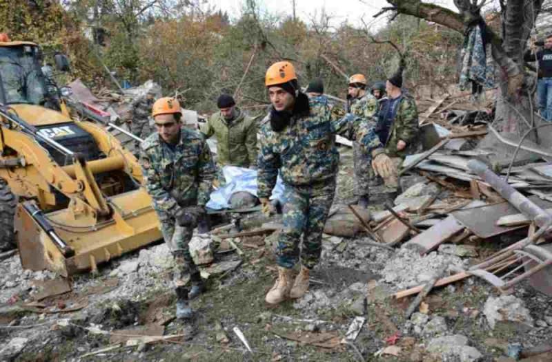 Ναγκόρνο Καραμπάχ: Έληξε ο πόλεμος με συνθηκολόγηση της Αρμενίας