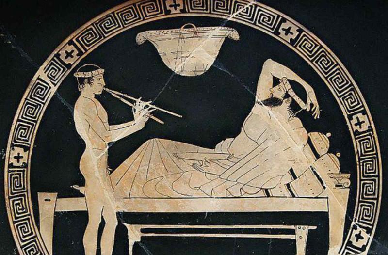 Οι τεχνικές που χρησιμοποιούσαν οι Αρχαίοι Έλληνες για να έχουν δύναμη και διάρκεια στο σ@ξ